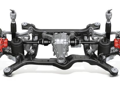 A Brief History of the Weissach Axle: Stabilizing the 911