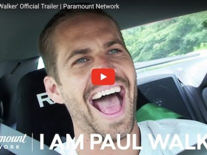 Check Out The Trailer For The New Paul Walker Documentary