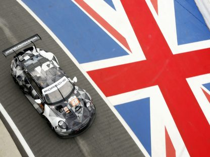 Porsche's Results And Photos From The Six Hours Of Silverstone