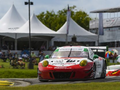 Porsche's Results And Photos From Virginia International Raceway