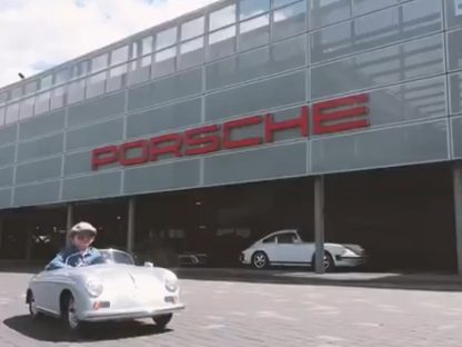 Porsche Classic Center Takes On A Small Project In This New Video