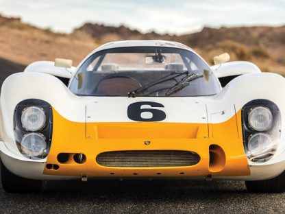 The Incomparable Porsche 2018 Monterey Auction Preview