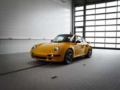 Porsche's Project Gold Is Complete, It's Air-Cooled And It's For Sale!