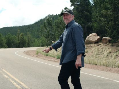 Watch as Jeff Zwart Protects Porsche's History and The Pikes Peak Hill Climb