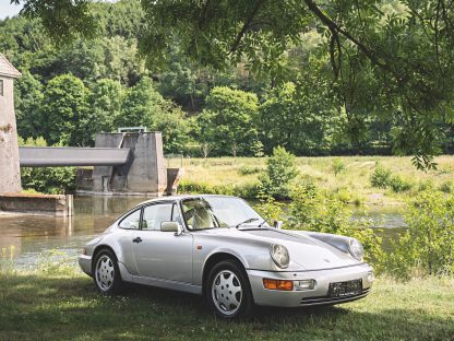 A Special 964 for a Porsche Matriarch