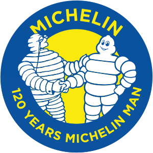 "The Michelin Man, ""Bibendum"", Turns 120"