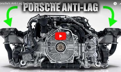 How Porsche's Dynamic Boost System Works