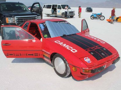 The World's Fastest Porsche 924 Takes Another Land Speed Record At Bonneville