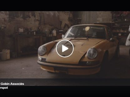 A Beautiful Porsche Restoration Is Not The Work Of A Moment