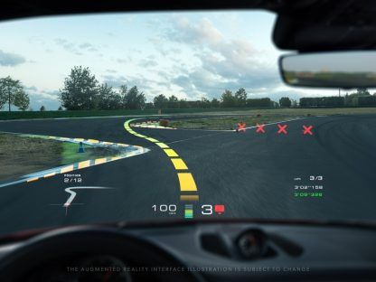 Porsche Makes $80M Investment In Swiss Augmented Reality Tech Firm WayRay
