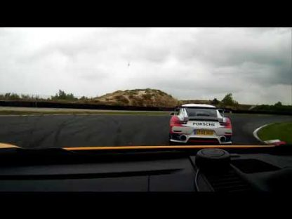 Watch This Well-Driven GT3 RS Pursue a GT2 RS at Zandvoort