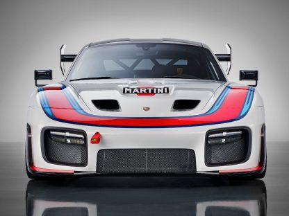 Porsche Debuts GT2 RS-based Modern 935 At Rennsport Reunion VI