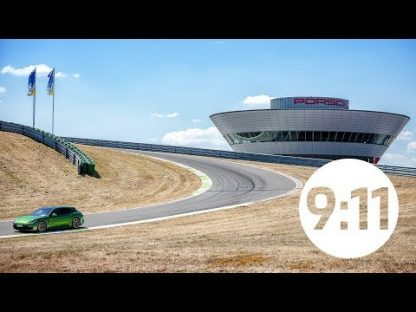 Taking Cues from the World's Greatest Tracks: Porsche's Leipzig