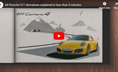 24 Variations on a Theme: Picking the Right 911 Derivative