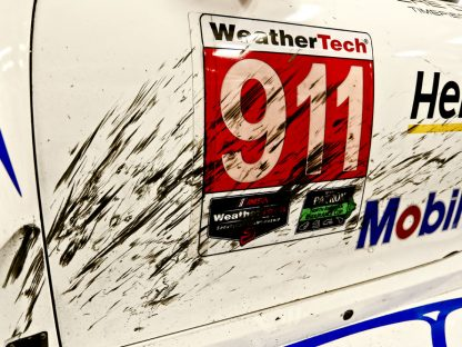 Porsche's Results And Pictures From Petit Le Mans