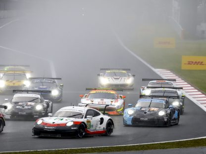 Porsche's Results And Pictures From The 6 Hours Of Fuji