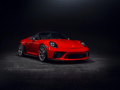 Porsche Is Making A New GT3-Powered Speedster For 1,948 Lucky Customers