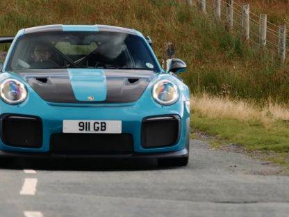 Porsche's GT2 RS Is Faster, Better, And Easier To Drive Than The GT1