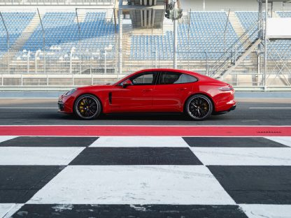 Porsche Launches Panamera GTS Models