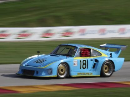 Jim Pace Guides Us Around Road America in a Special Porsche 935