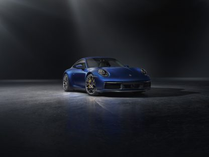 The 992-Generation 911 Is Here