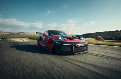 Porsche Unveils An Even Tougher RS: The GT2 RS Clubsport