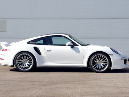 This UK Company Wants To Give Your Old Boxster A New 911 Makeover