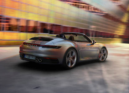 Introducing the 992 Carrera S and 4S Cabriolet