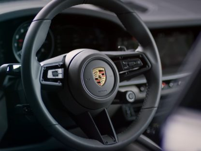 This Is What The Interior Of The New Porsche 911 Looks Like