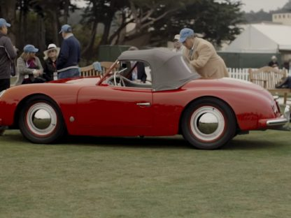 Reviving A 356 America Roadster For Pebble Beach Concours Is No Simple Task
