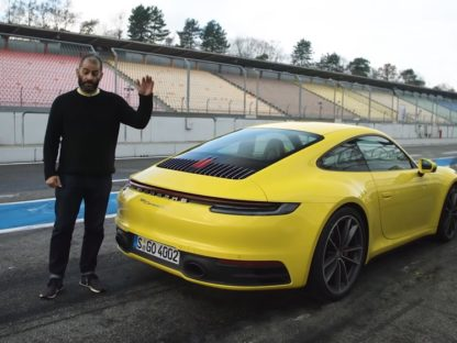 What Is The New 992 Like To Drive? Ask Chris Harris