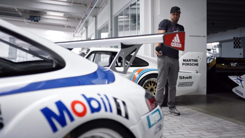 Here Are Some Of The Loudest Porsche Race Cars Of All Time