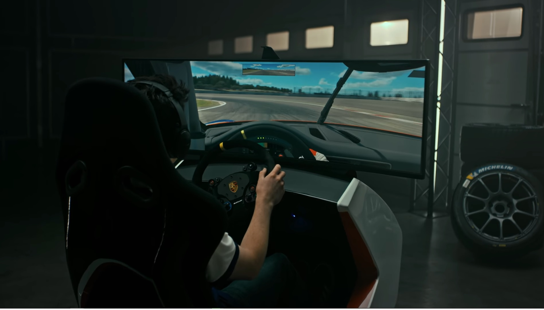 How Do Porsche's Sim Racers Differ From Its Real World Racers?