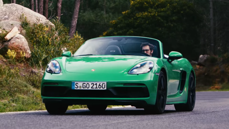 This Poet Isolates the Essence of the Boxster GTS 4.0