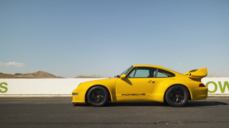 Guntherwerks Has Conceived The Ultimate 993 And It's Called Sting