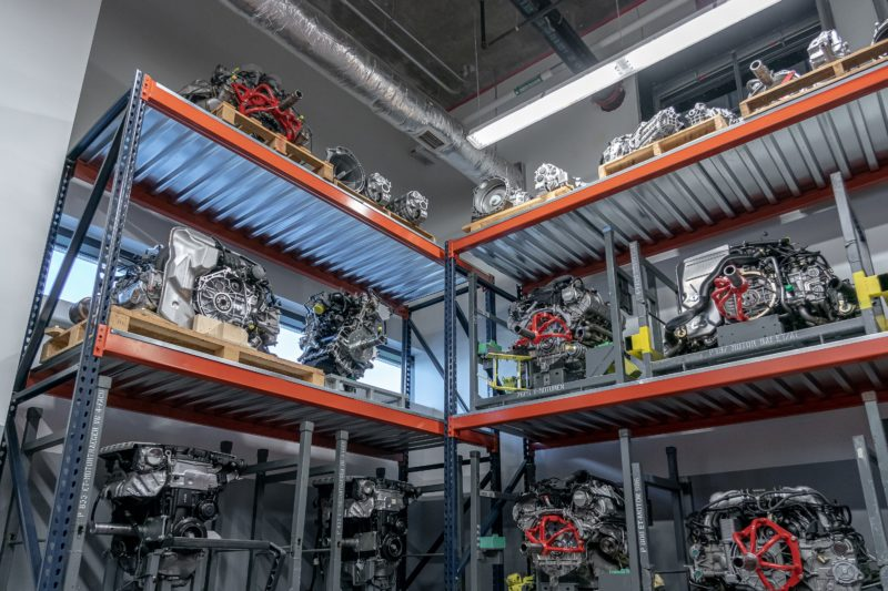 Porsche's Engine Room Is The Kind Of Place Dreams Are Made Of
