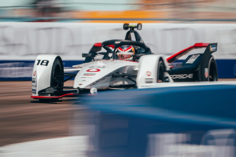 PORSCHE AND ANDRÉ LOTTERER Grab More Good Points In Formula E Round 8 From Berlin