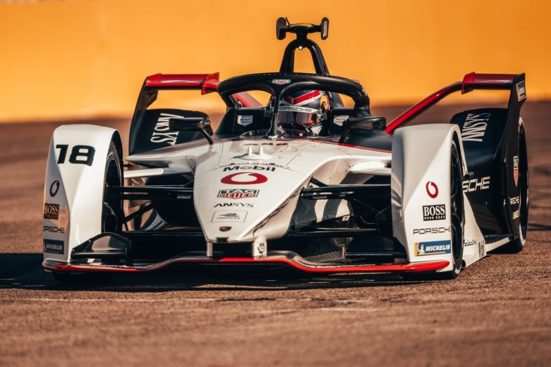 photo of Porsche And André Lotterer Find A Strong Formula E Podium On Home Turf In Berlin image