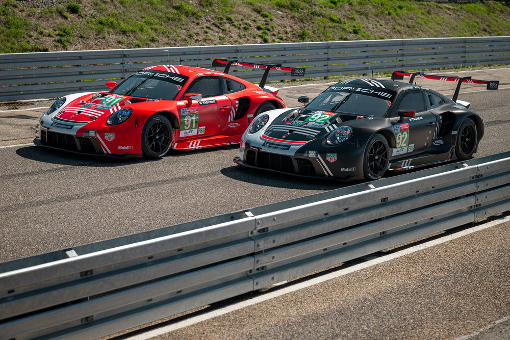 photo of A FAN'S GUIDE TO THE 2020 24 HOURS OF LE MANS: THE PORSCHE PERSPECTIVE image