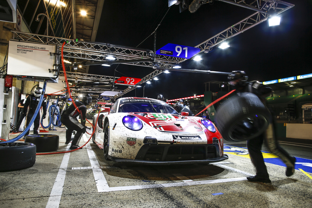 Porsche Drivers Parked For Nurburgring 24 And Mid Ohio IMSA This Weekend After Three Team Members Contract Coronavirus…
