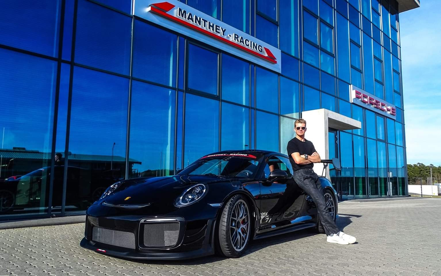 Why Does F1 Ace And Le Mans Champ Nico Hulkenberg Drive a Porsche GT2 RS MR?