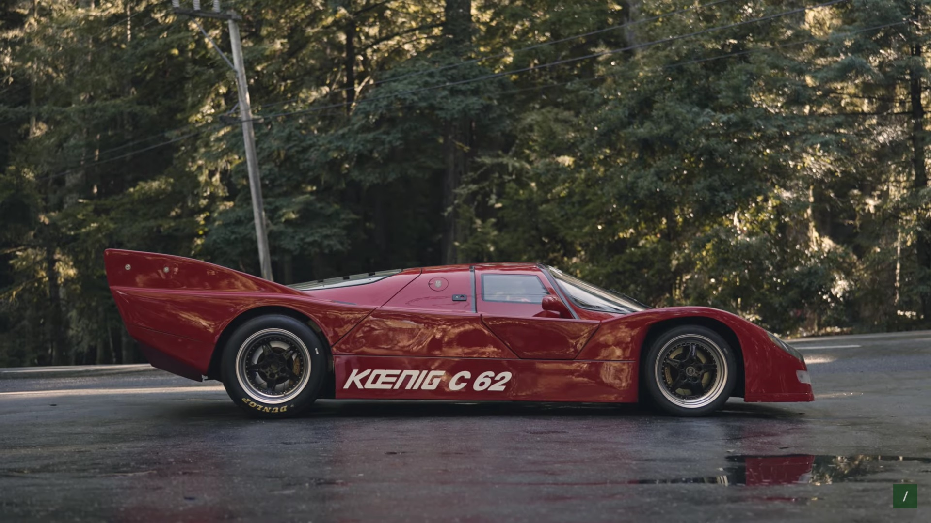 photo of The Koenig C62 Is Quite Literally A Race Car For The Road image