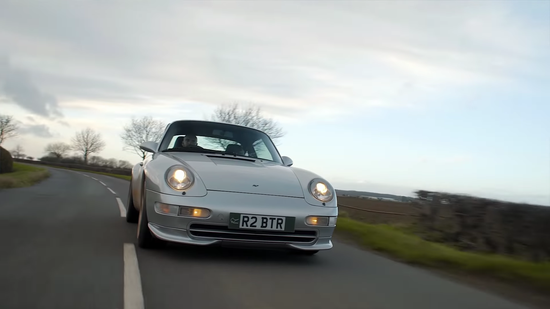 RUF's BTR2 Requires Some Respect